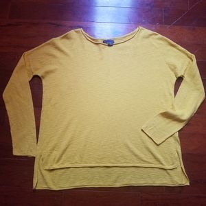 Vince Camuto Relaxed Top/Light Sweater